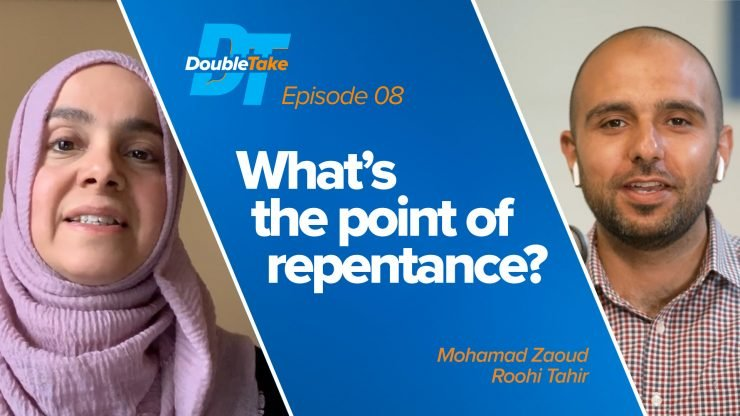 What is the point of repentence
